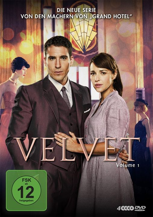 Velvet : Kinoposter