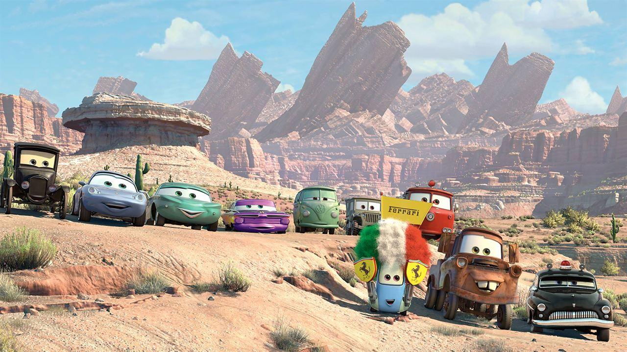 Cars 3: Evolution : Bild