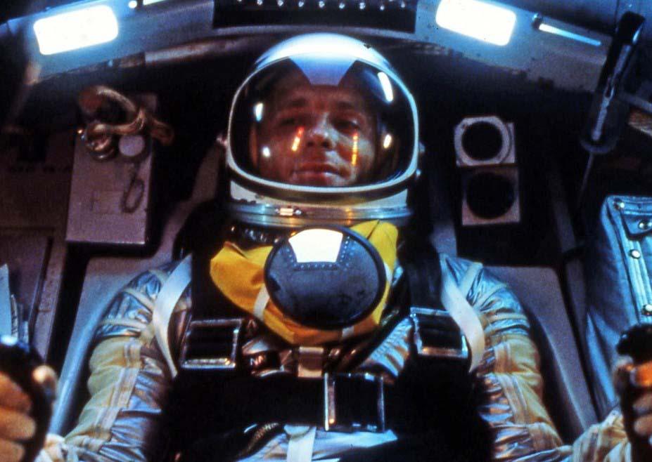 Der Stoff aus dem die Helden sind : Bild Ed Harris