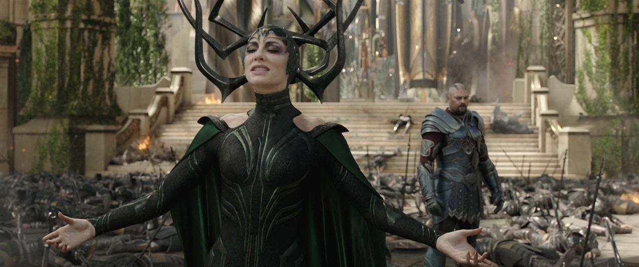 Thor 3: Tag der Entscheidung : Bild Cate Blanchett