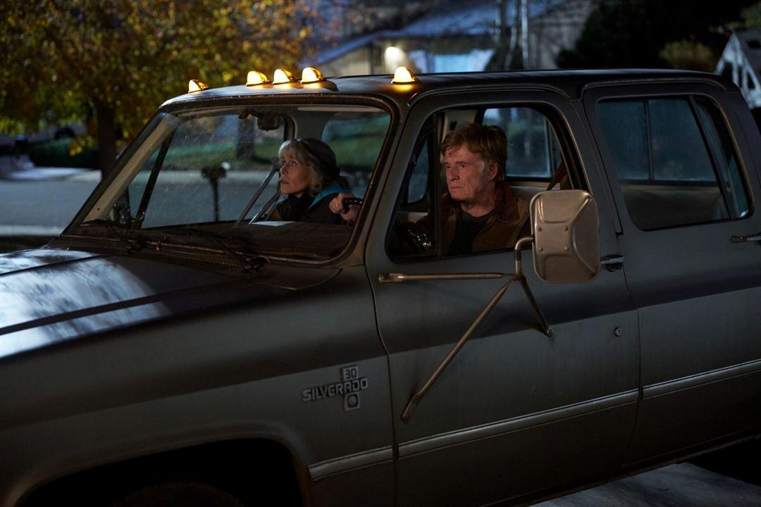 Unsere Seelen bei Nacht : Bild Jane Fonda, Robert Redford