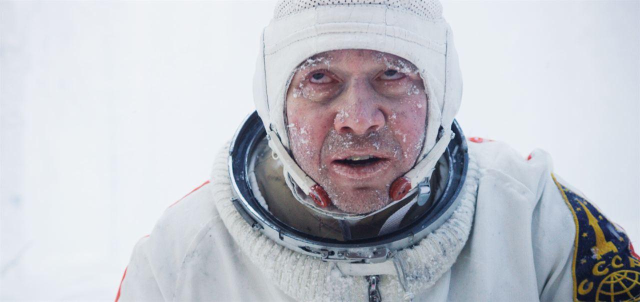 Spacewalker : Bild Evgeniy Mironov