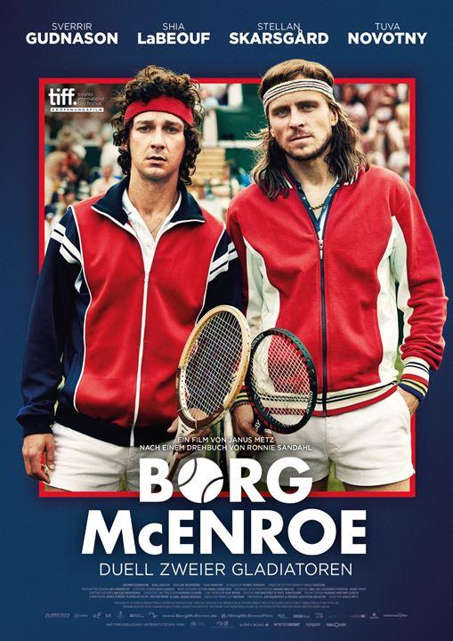 Borg/McEnroe : Kinoposter