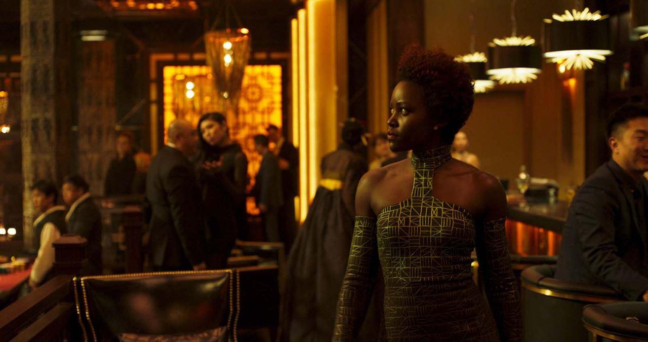 Black Panther : Bild Lupita Nyong'o