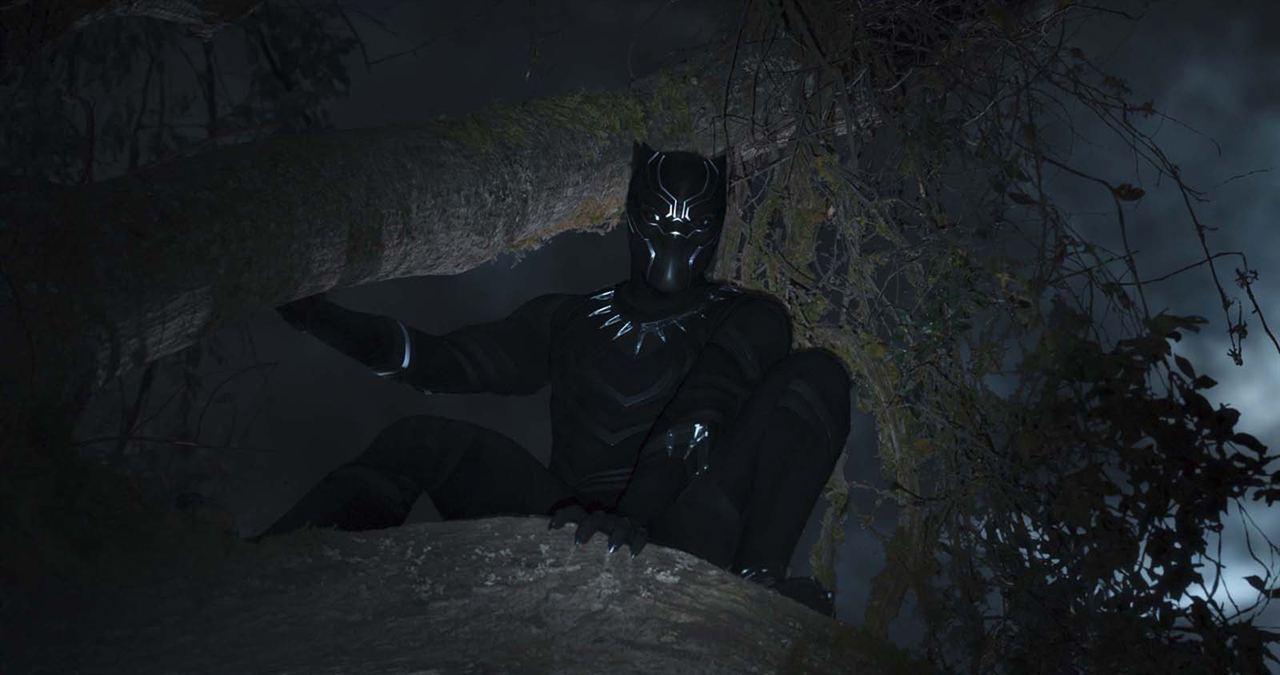 Black Panther : Bild Chadwick Boseman