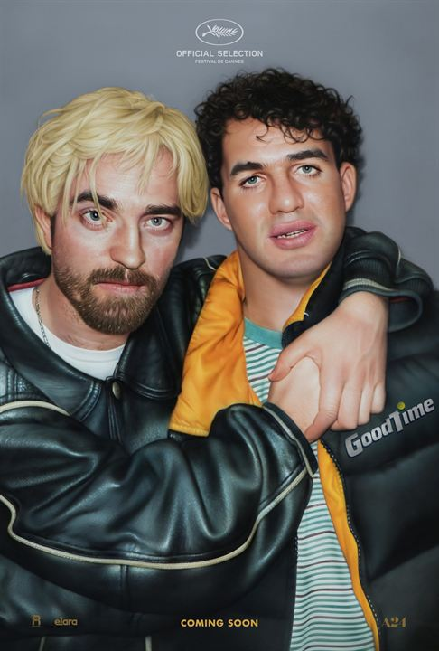 Good Time : Kinoposter