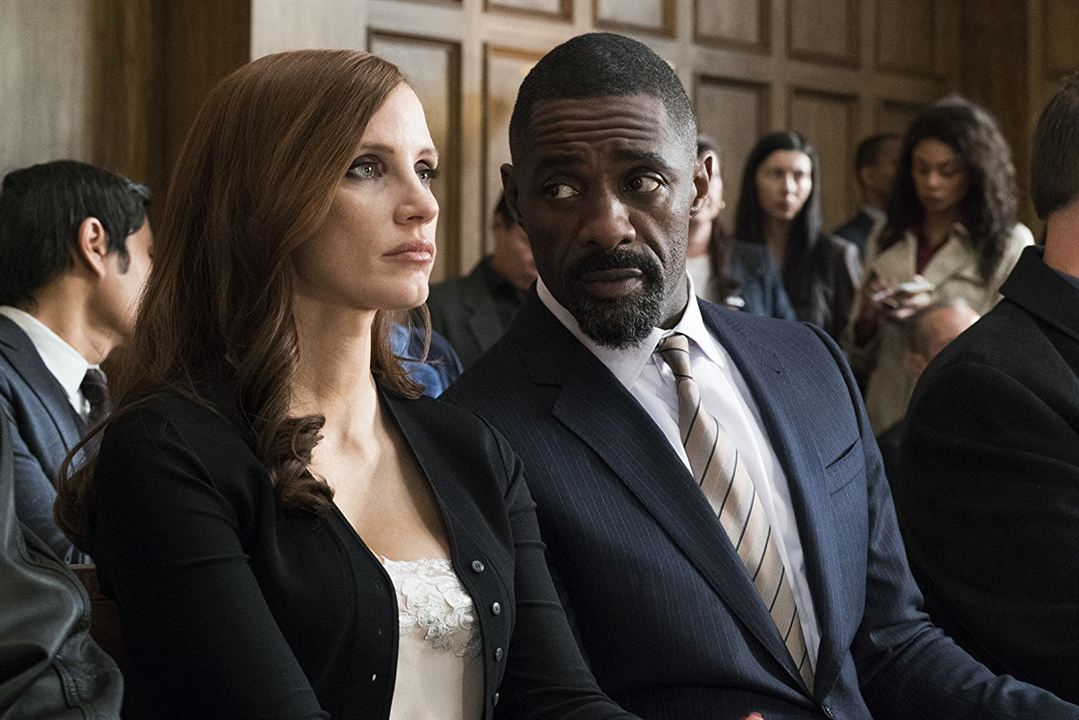 Bild Idris Elba, Jessica Chastain