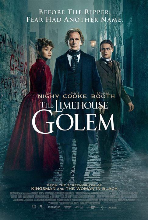 The Limehouse Golem : Kinoposter