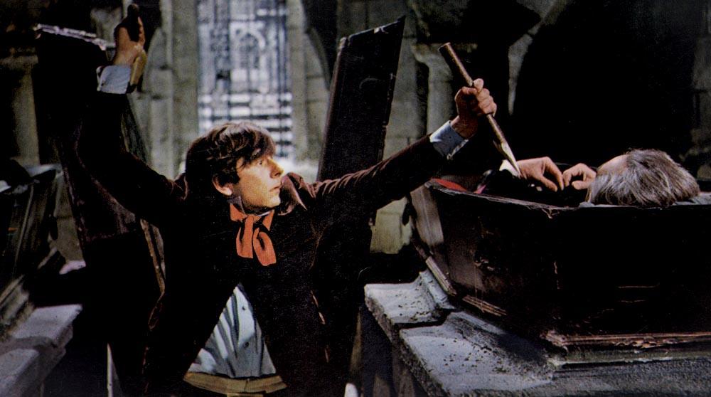 Tanz der Vampire : Bild Roman Polanski