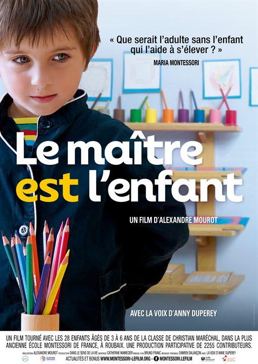 Das Prinzip Montessori - Die Lust am Selber-Lernen : Kinoposter
