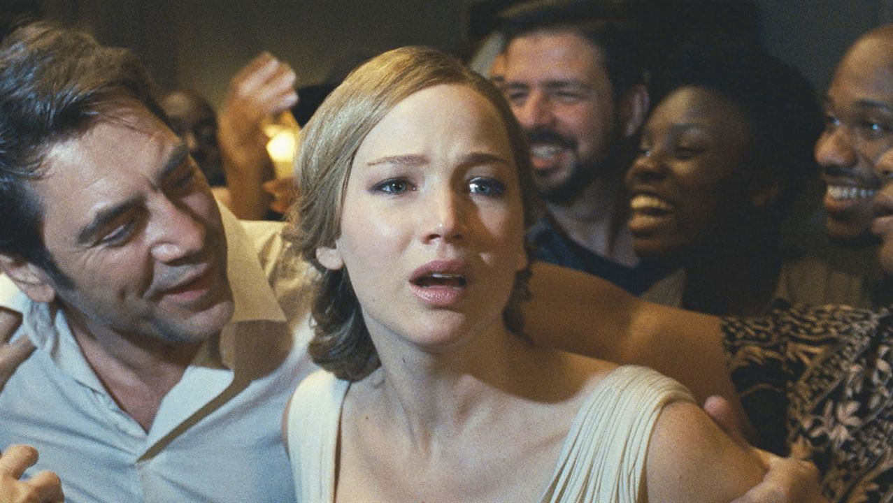 mother! : Bild Javier Bardem, Jennifer Lawrence