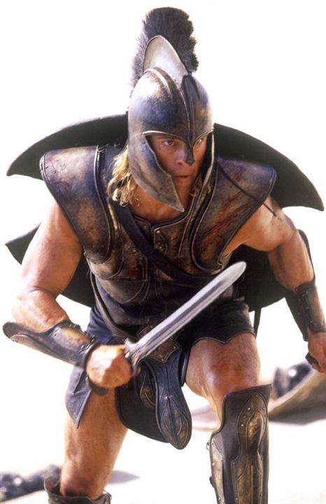 Troja: Brad Pitt