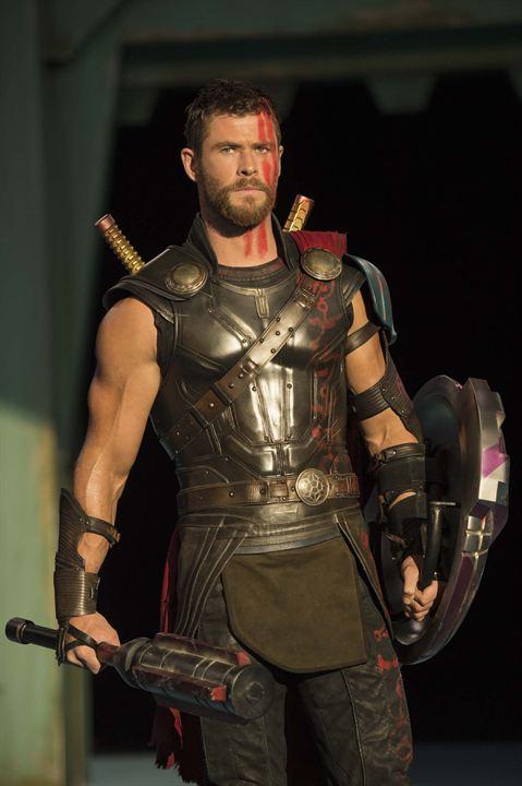 Thor 3: Tag der Entscheidung : Bild Chris Hemsworth