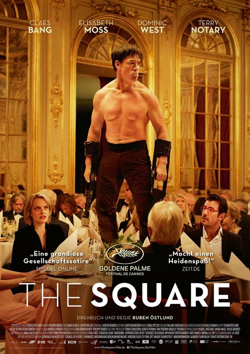 The Square : Kinoposter