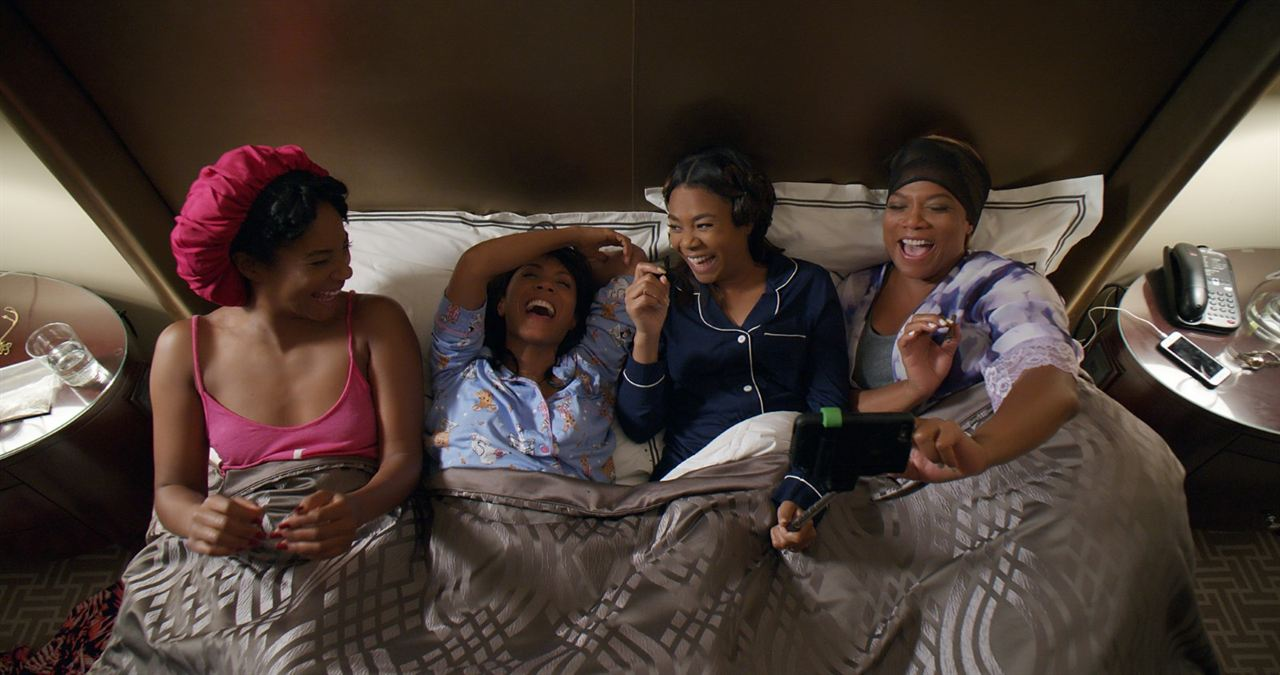 Girls Trip : Bild Jada Pinkett Smith, Queen Latifah, Regina Hall, Tiffany Haddish