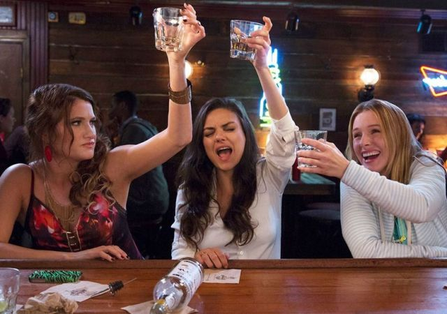 Bad Moms 2 : Bild Kathryn Hahn, Kristen Bell, Mila Kunis