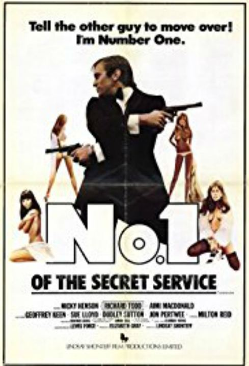 No. 1 of the Secret Service : Kinoposter