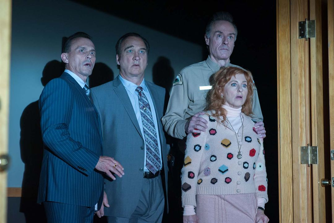 Bild Harry Goaz, James Belushi, Kimmy Robertson, Robert Knepper