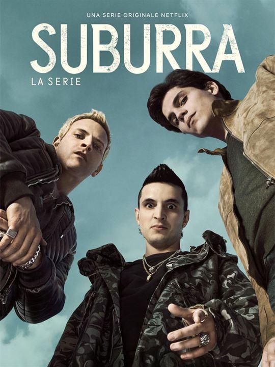 Suburra - Die Serie : Kinoposter