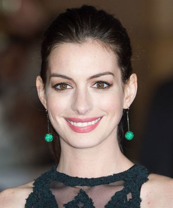 Kinoposter Anne Hathaway