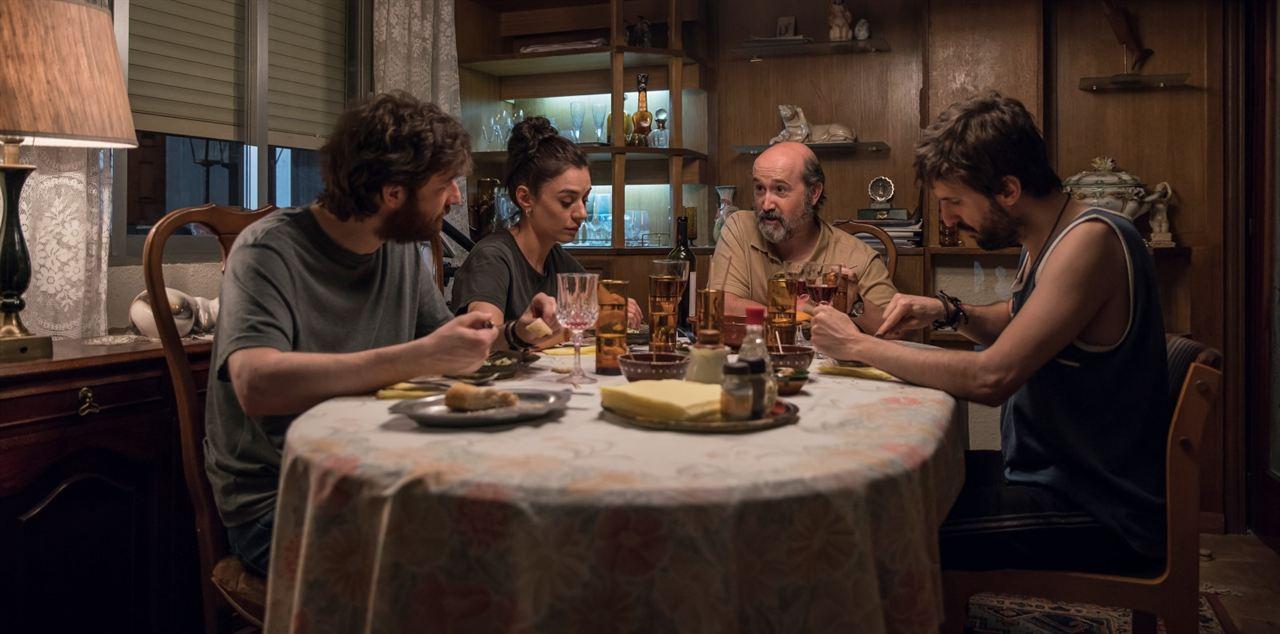 Fe de etarras - Im Glauben an die Eta : Bild Gorka Otxoa, Javier Cámara, Julián López, Miren Ibarguren