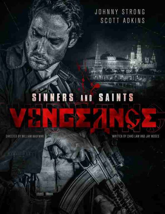 Sinners And Saints: Vengeance : Kinoposter