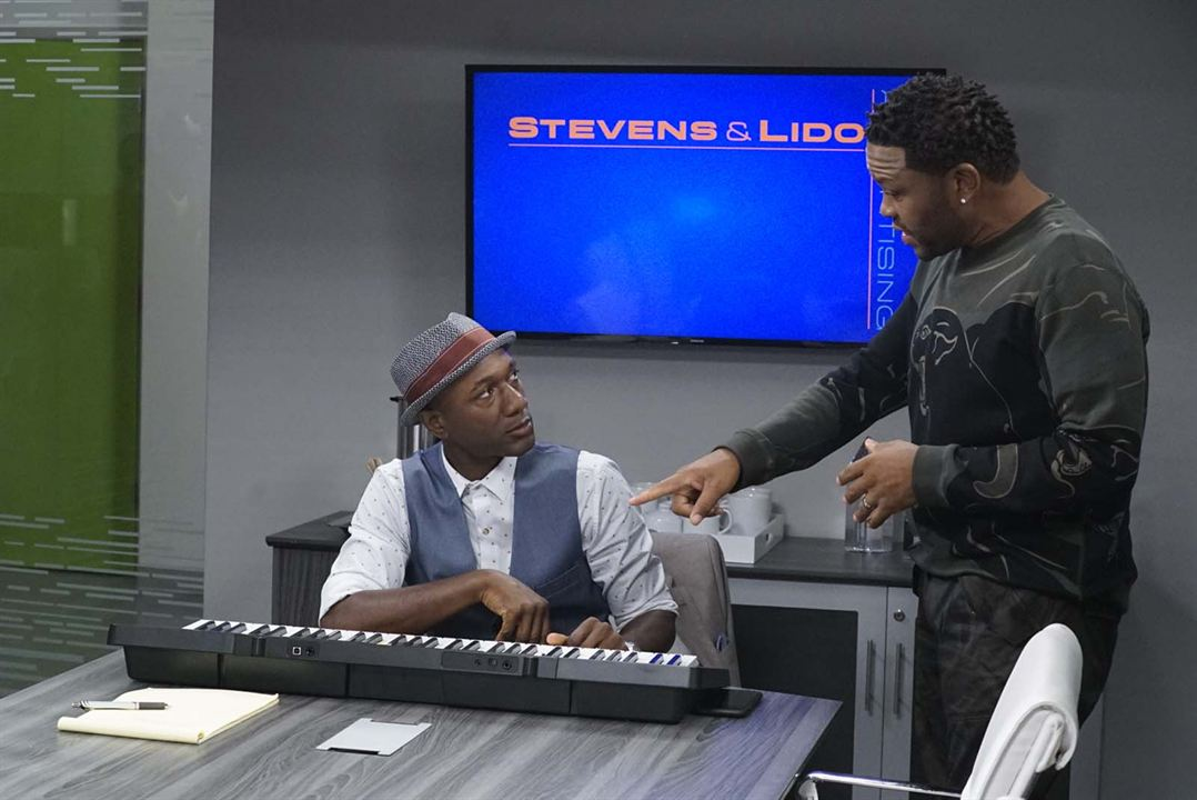 Bild Aloe Blacc, Anthony Anderson