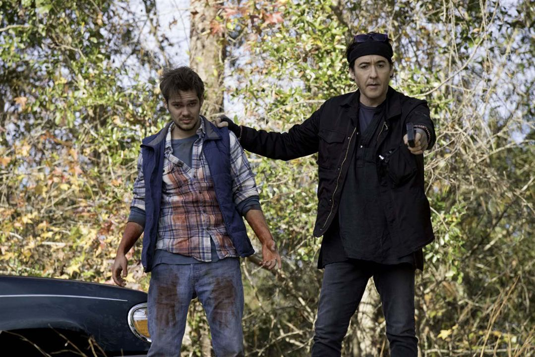 Blood Money : Bild Ellar Coltrane, John Cusack
