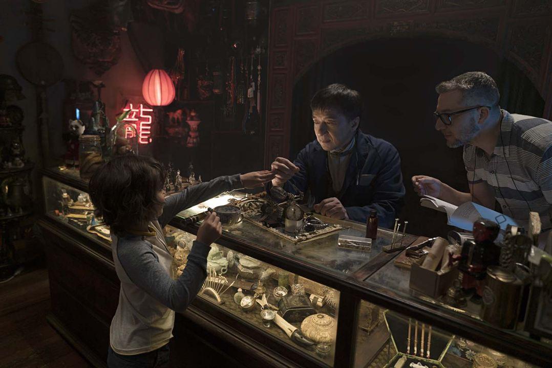 The LEGO Ninjago Movie : Bild Jackie Chan