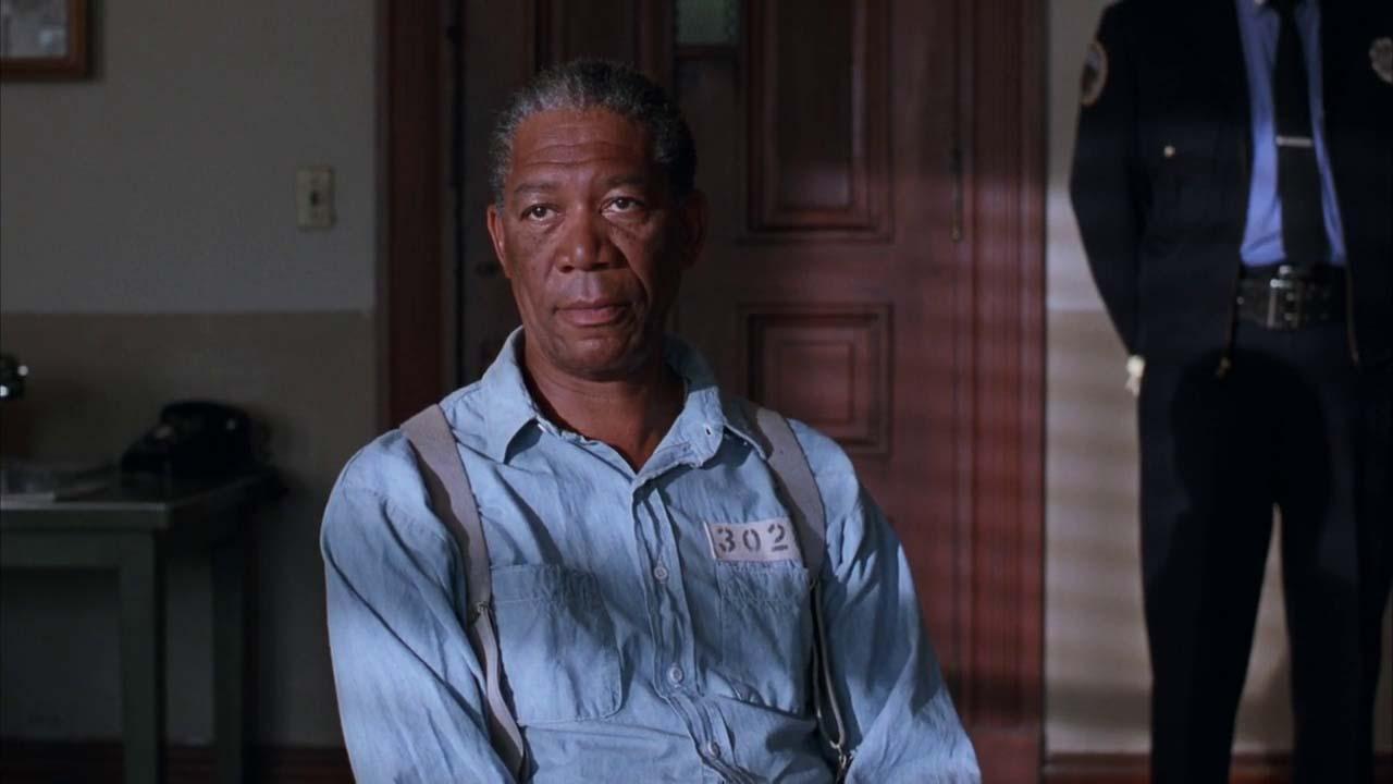 Die Verurteilten : Bild Morgan Freeman