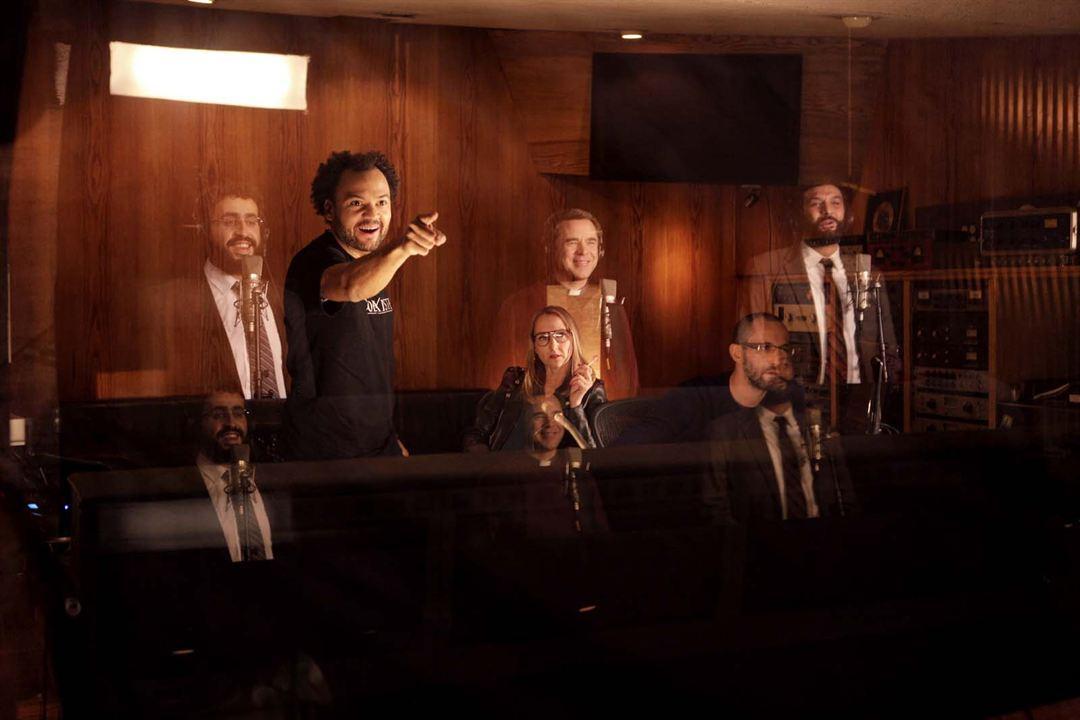 Ein Lied in Gottes Ohr: Audrey Lamy, Fabrice Eboué, Jonathan Cohen, Ramzy Bedia, Guillaume De Tonquédec