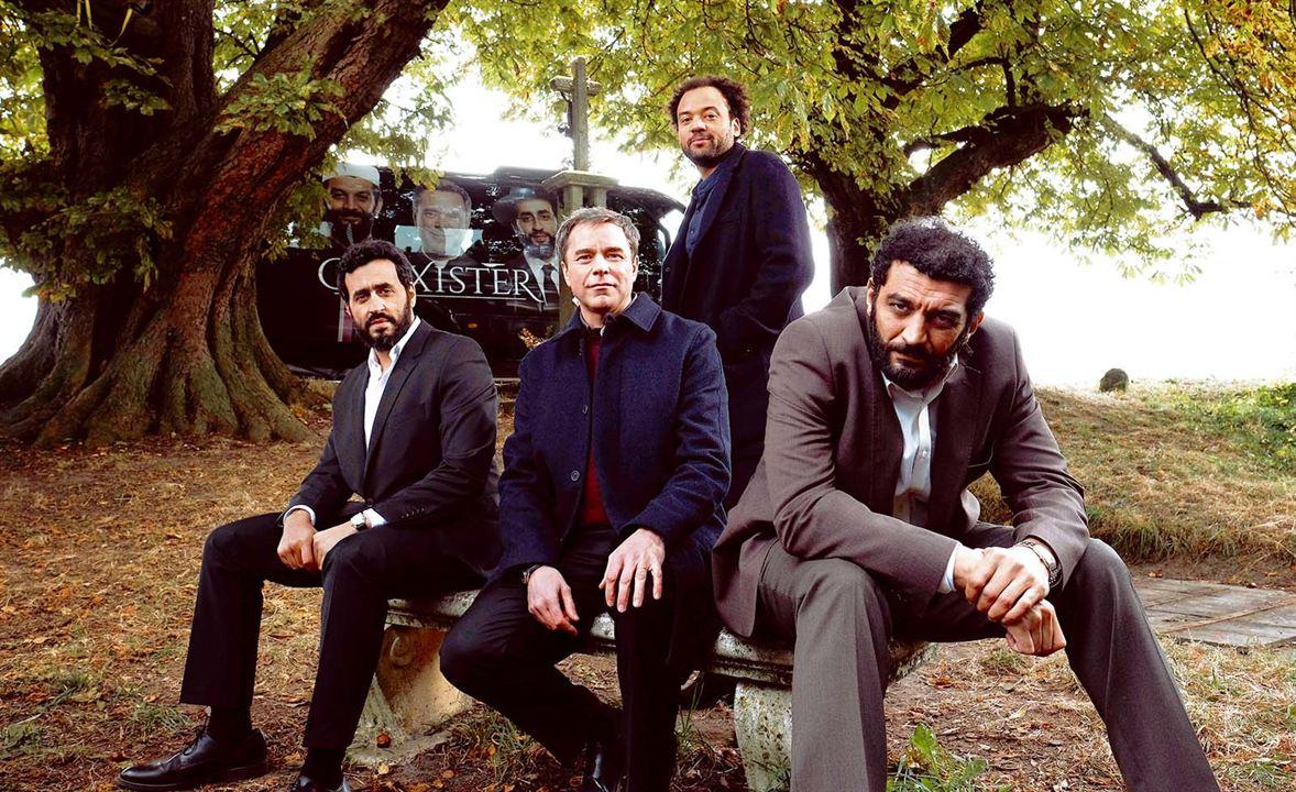 Ein Lied in Gottes Ohr: Fabrice Eboué, Jonathan Cohen, Ramzy Bedia, Guillaume De Tonquédec