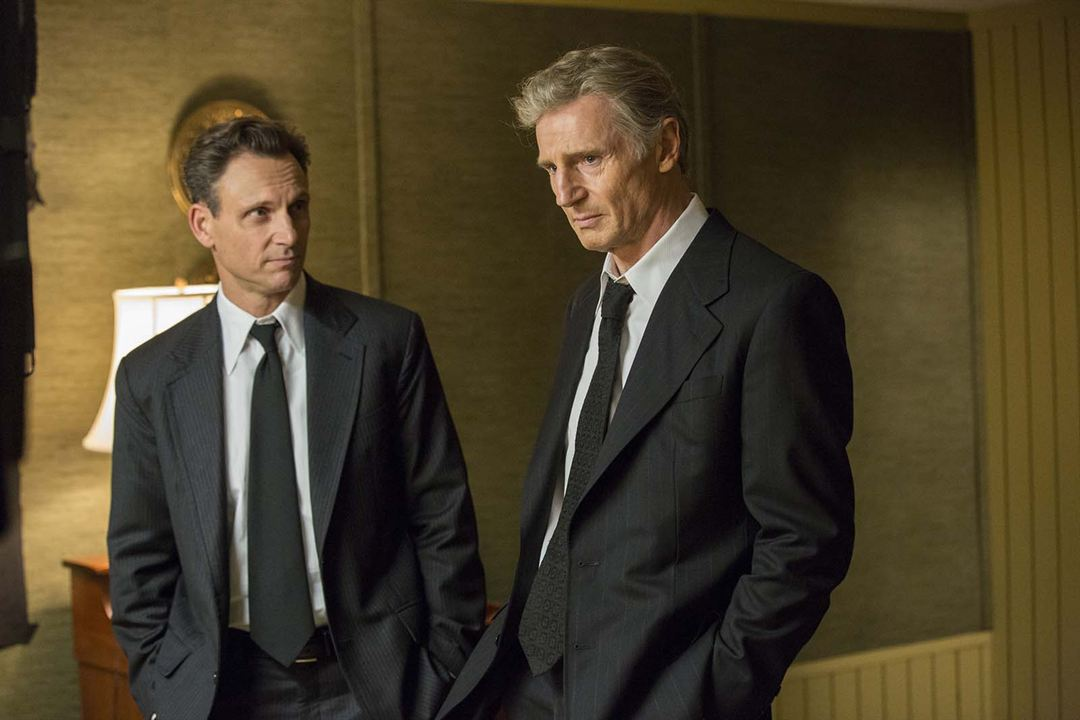 The Secret Man : Bild Liam Neeson, Tony Goldwyn