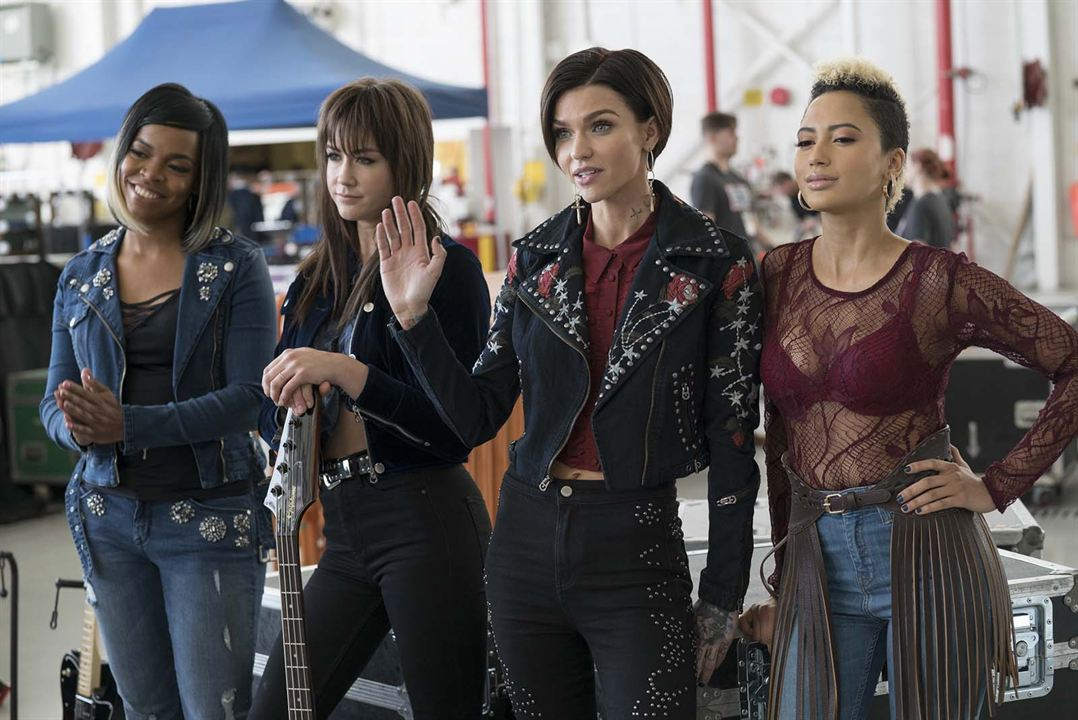 Pitch Perfect 3 : Bild Andy Allo, Ruby Rose