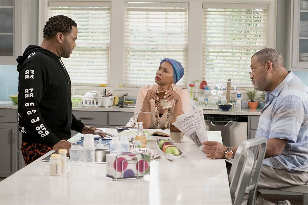 Bild Anthony Anderson, Jenifer Lewis, Laurence Fishburne
