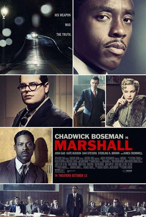 Marshall : Kinoposter