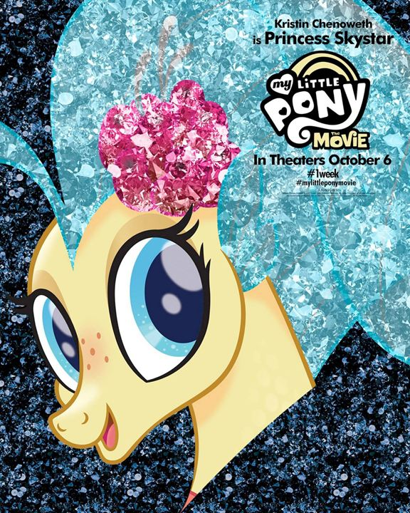 My Little Pony - Der Film : Kinoposter