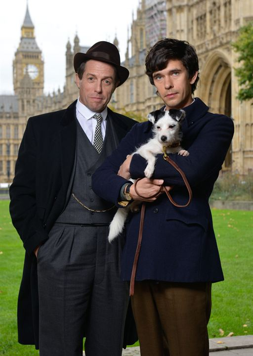 A Very English Scandal : Bild Ben Whishaw, Hugh Grant