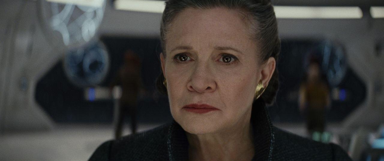 Star Wars 8: Die letzten Jedi : Bild Carrie Fisher