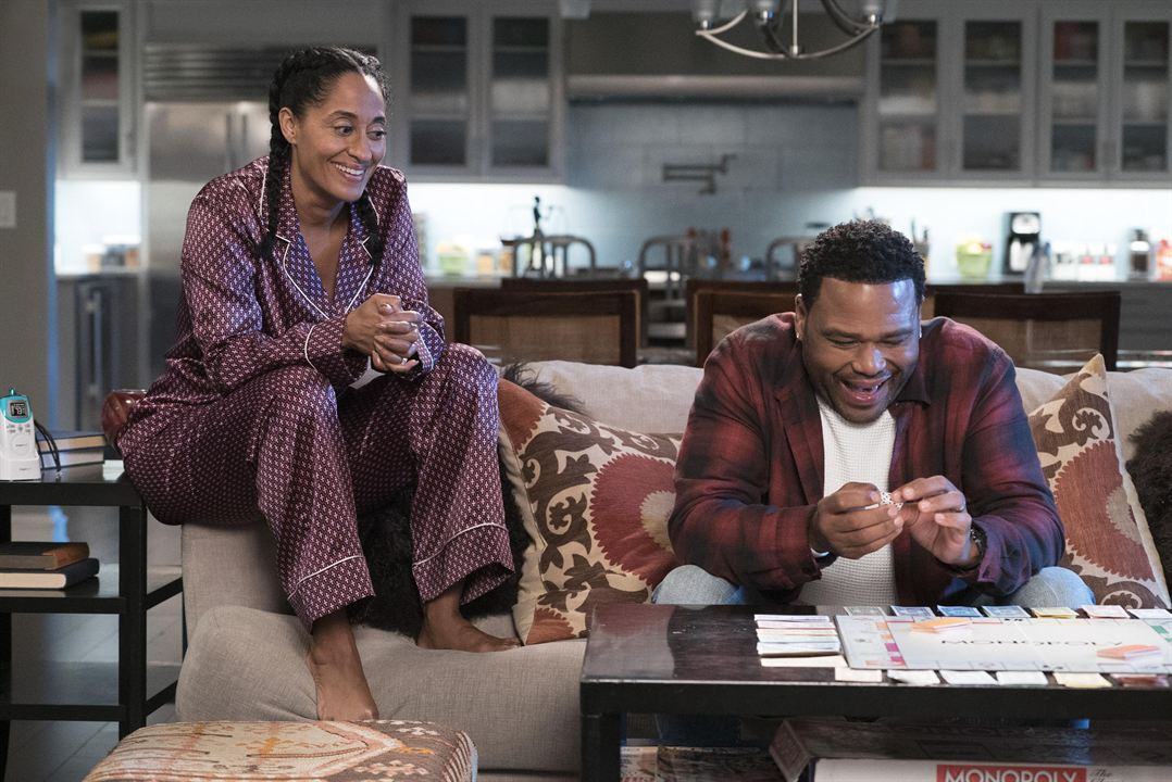 Bild Anthony Anderson, Tracee Ellis Ross