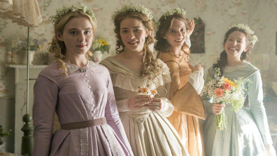 Bild Annes Elwy, Kathryn Newton, Maya Hawke (II), Willa Fitzgerald