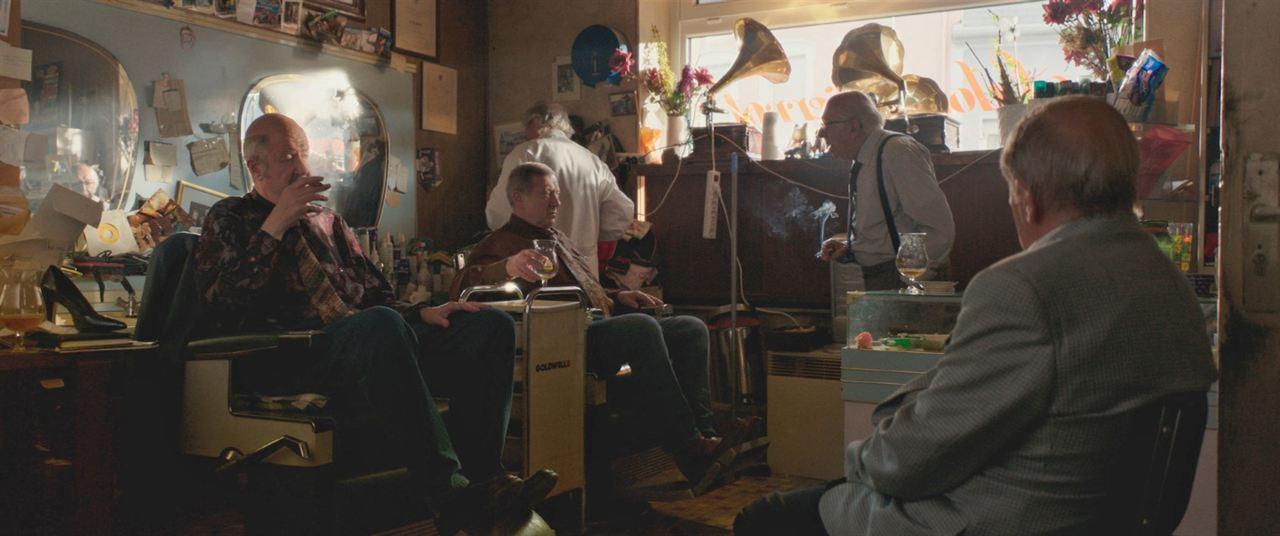 Alte Jungs : Bild André Jung, Fernand Fox, Marco Lorenzini, Paul Greisch
