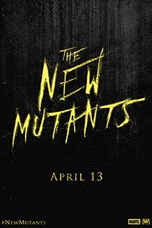 X-Men: New Mutants : Kinoposter