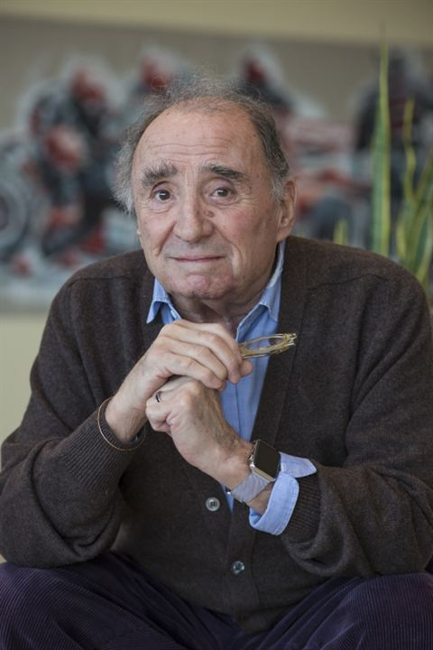 Vignette (magazine) Claude Brasseur