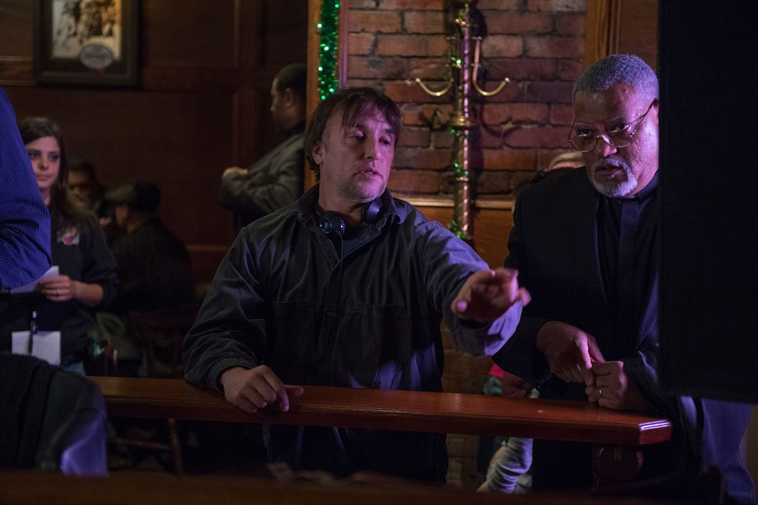 Last Flag Flying : Bild Laurence Fishburne, Richard Linklater
