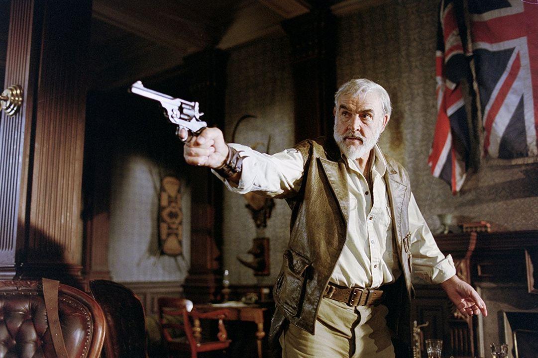 Die Liga der außergewöhnlichen Gentlemen : Bild Sean Connery