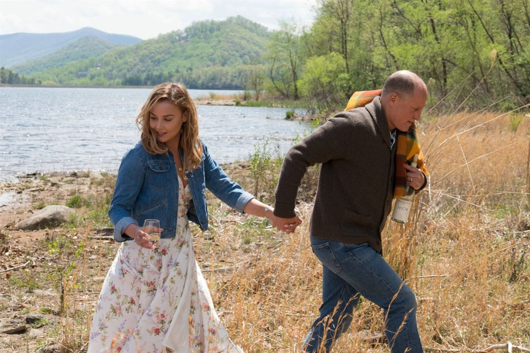 Three Billboards Outside Ebbing, Missouri : Bild Abbie Cornish, Woody Harrelson