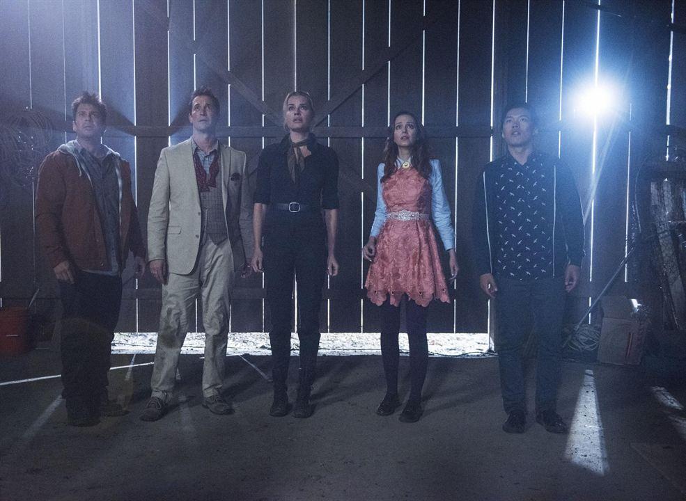 Bild Christian Kane, John Harlan Kim, Lindy Booth, Noah Wyle, Rebecca Romijn