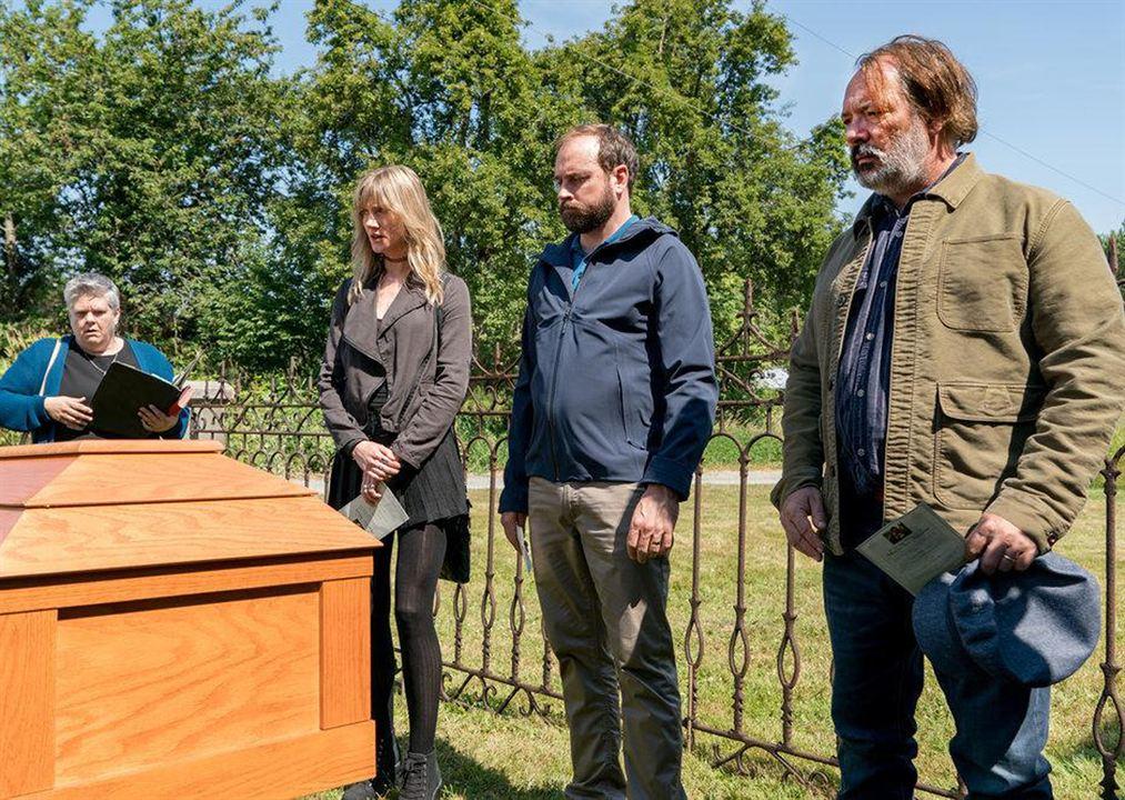 Bild Andrew Moxham, Philip Granger, Sonja Bennett