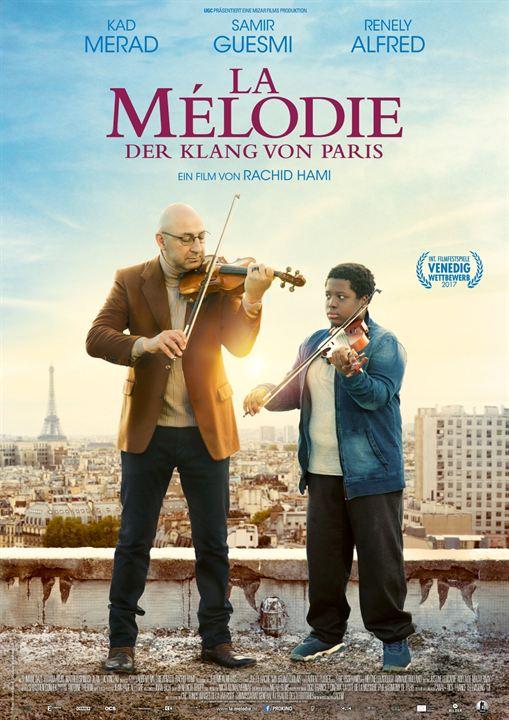 La Mélodie - Der Klang von Paris : Kinoposter